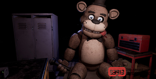 VR恐怖游戏《玩具熊的五夜后宫:救命》即将发布PlayStation实体版