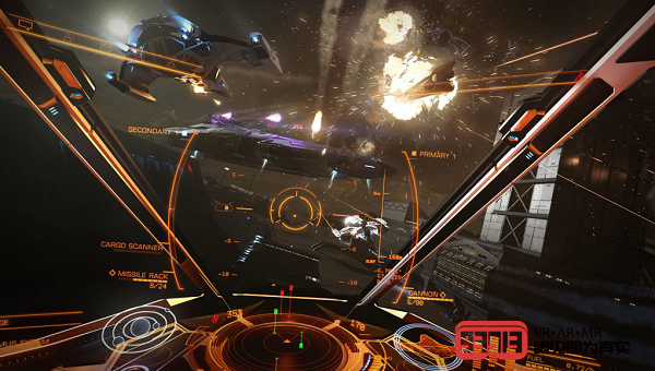 VR空间模拟游戏《Elite Dangerous》即将免费登录Epic Games商店