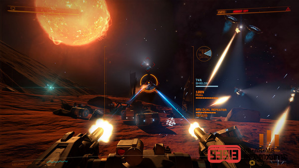 VR太空模拟游戏《Elite Dangerous》即将免费登陆Epic Games商店