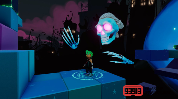 VR多人冒险游戏《Carly and the Reaperman》即将登陆Oculus Quest