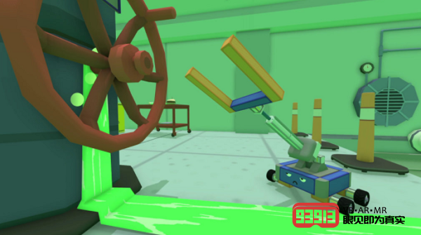 VR沙盒游戏《RoboCo》抢先体验版将于明年登陆Steam