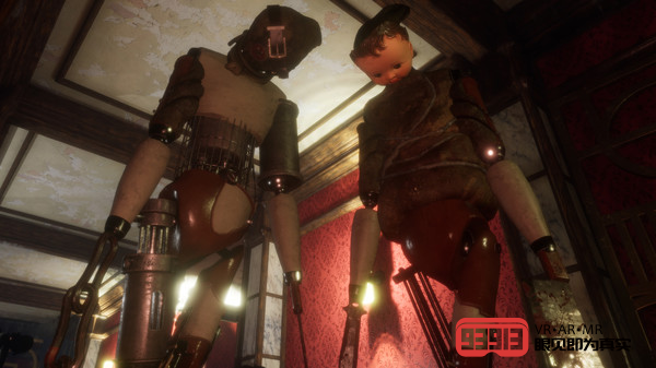 VR恐怖游戏《A Wake Inn》发布最新预告片