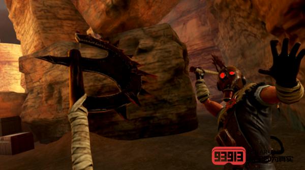 Quest独占:VR射击游戏《Warhammer 40K:Battle Sister》即将发布
