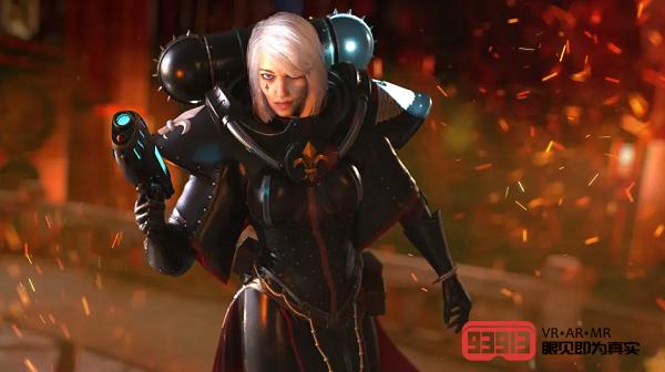 VR射击游戏《Warhammer 40K:Battle Sister》将于12月上