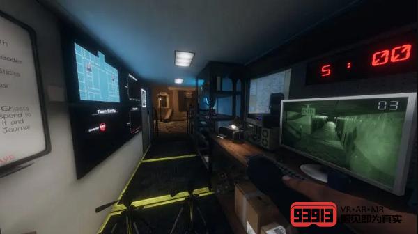 VR恐怖游戏《恐鬼症》将长期处于抢先体验版本阶段
