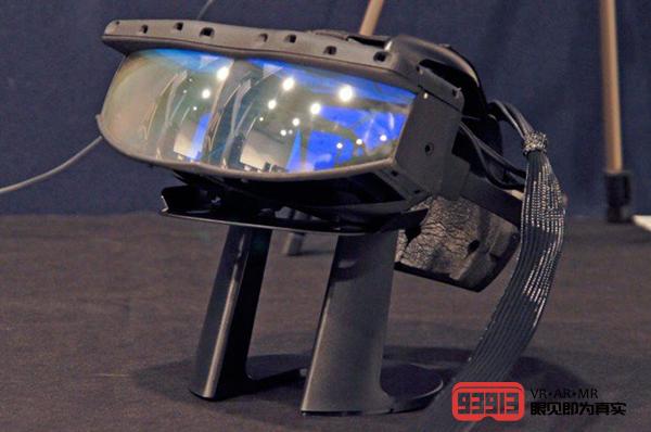 5K分辨率/120°视场角 JVC企业级 XR头显原型机曝光
