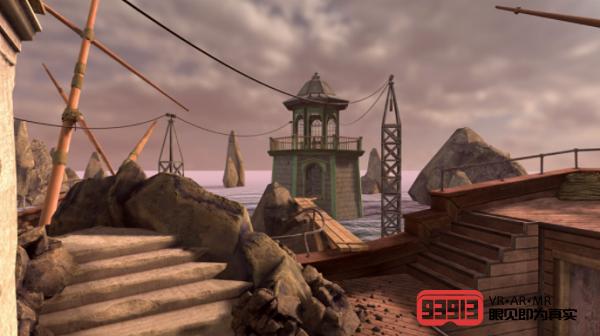 VR益智游戏《Myst》将于12月10日登陆Oculus Quest