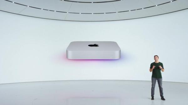 苹果全新Mac mini发布:5299元起 接口如此丰富