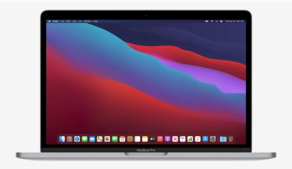苹果全新13.3英寸MacBook Pro发布:续航暴增一倍