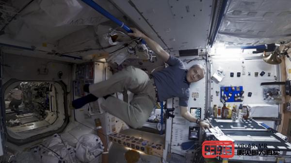 单眼8K 30FPS,VR影片「太空探索者:ISS体验」带你走入国际空间站