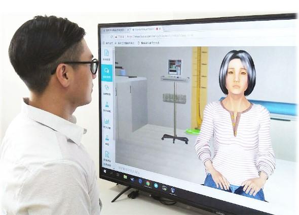 VR医疗教育平台Innova推出V-DxM模拟仿真医疗培训系统
