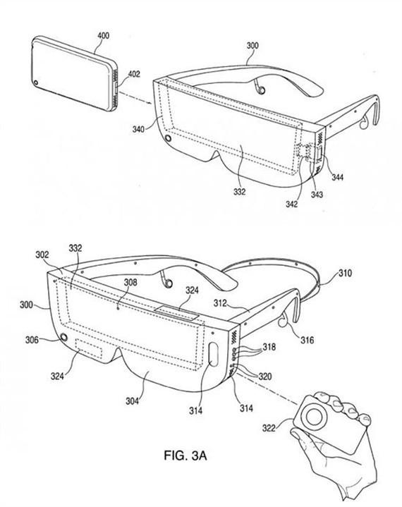 苹果新专利曝光 iPhone可瞬间巨幕化