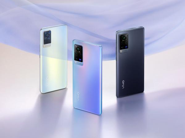 3498元起 vivo X60系列发布:Exynos 1080+蔡司镜头