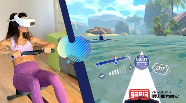 VR健身应用Holofit即将登陆Oculus应用商店