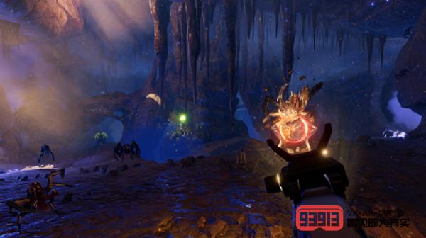 美游戏工作室Impulse Gear正在开发一款神秘VR新游