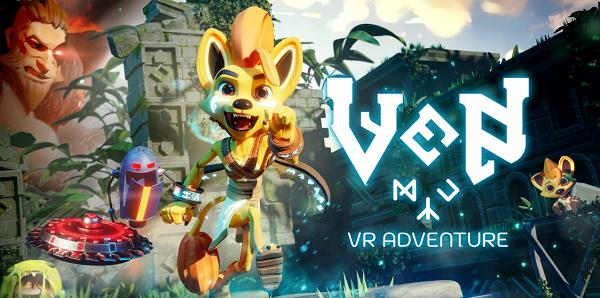 魔法题材VR冒险游戏「Ven VR Adventure」登陆Oculus