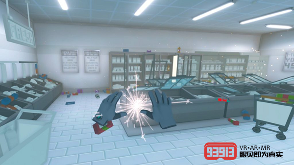 VR模拟游戏《StressOut》抢先体验版即将登陆Steam