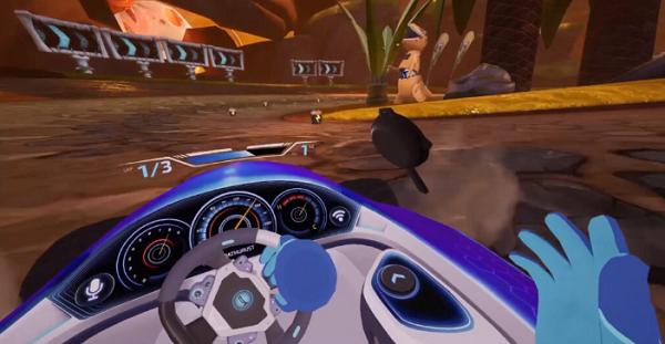 VR赛车游戏「Dash Dash World」发布2.0版本更新