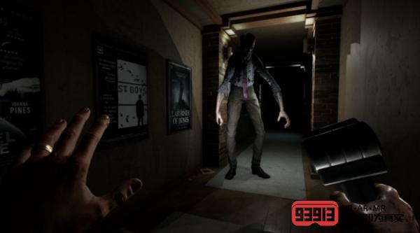 VR恐怖游戏「Wraith: The Oblivion–Afterlife」发布Quest 2版游戏视频