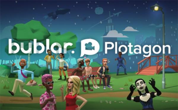 XR厂商Bublar Group收购3D动画开发商Plotagon Production