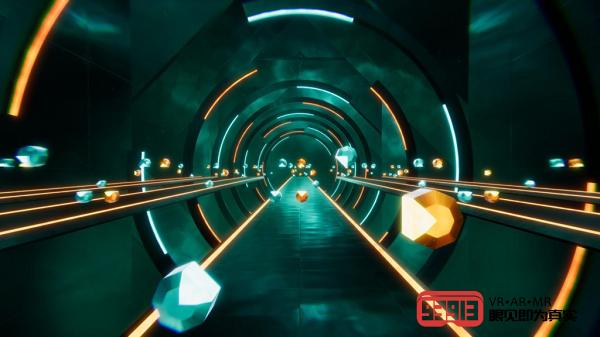 LBE VR节奏音游《Rhythmatic》现已正式上市