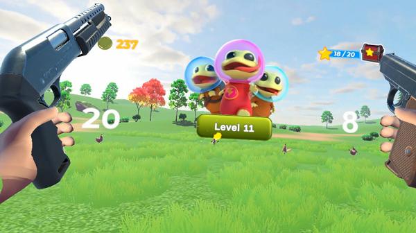守护鸡:VR塔防游戏《壁虎》抢先体验版登陆Oculus App Store