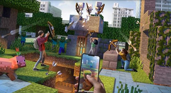 受疫情影响 AR游戏「Minecraft Earth」将于今年6月结束运营