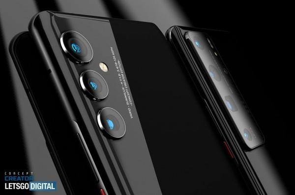 一流质感华为P50 Pro镜头设计曝光
