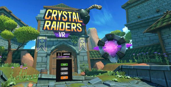多人VR冒险游戏「Crystal Raiders VR」将于下月参展Steam游戏节
