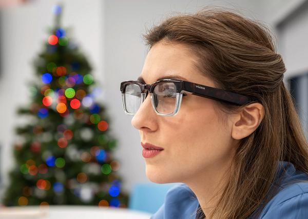 CES 2021:Vuzix发布microLED智能眼镜,外观将与普通眼镜100%一样
