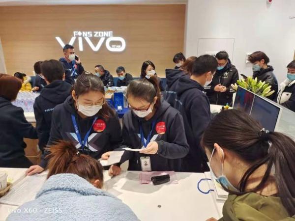 """强悍! vivo X60系列用实力交出""""四冠""""成绩单"""