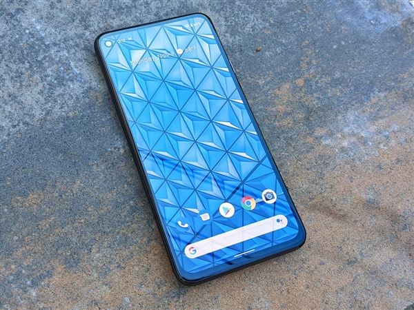谷歌新机发售 骁龙765G/售价3200元