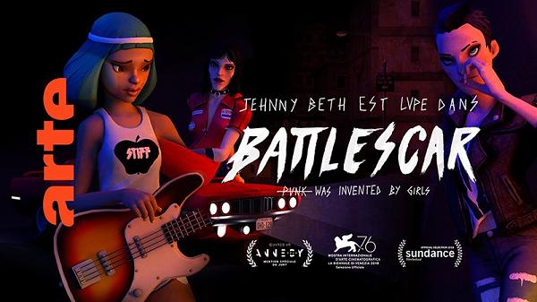 入围圣丹斯等知名电影节 VR动画「Battlescar」登陆Oculus Quest