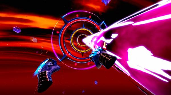 拳枪出击:VR太空射击游戏「Airborn」登陆Oculus应