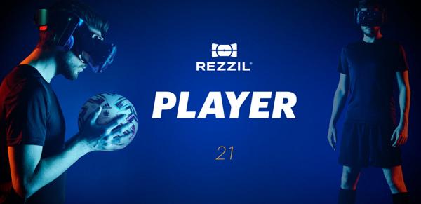 VR足球模拟训练应用《雷兹尔球员21》登陆Steam