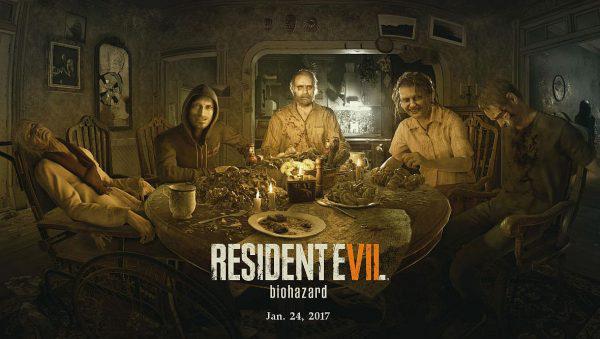 据卡普康官方统计 《生化危机7》中的7『PSVR』玩家数量已经超过一百万