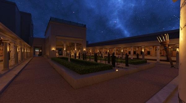 VR博物馆体验「Hadrian's Villa Reborn: Stadium Garden」上线Oculus应用商店