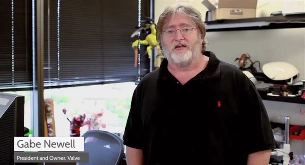 Valve创始人G胖:《半条命:亚历克斯》将激发更多V社单人游戏研发