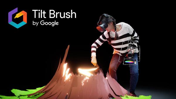 「Tilt Brush」联合创作者离开谷歌,将与I-Illusions合作开发新VR作品