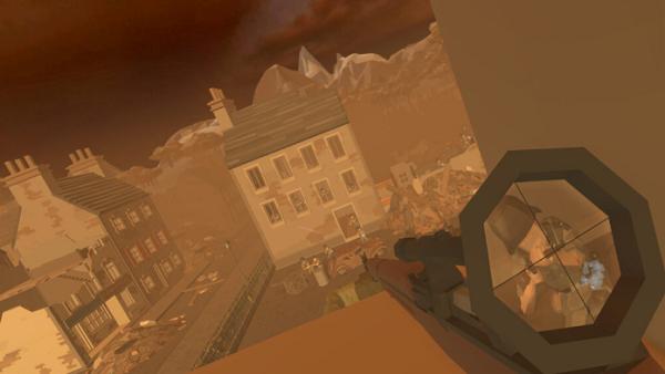 VR军事射击游戏《英雄的日子——:D的日子》发布最新预告片