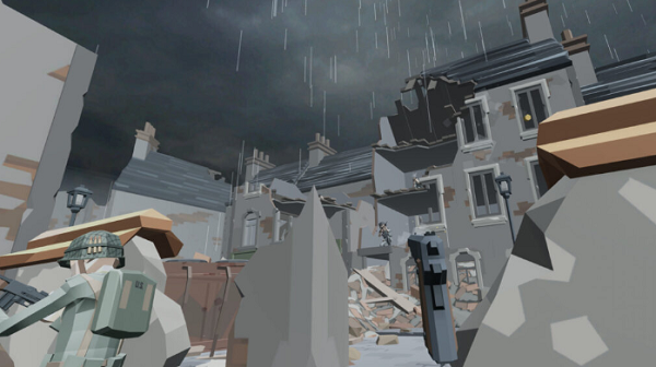 VR军事射击游戏「Days of Heroes:D-Day」发布最新预告片