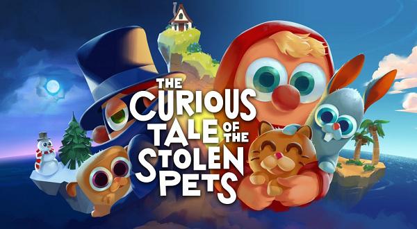 """虚拟现实休闲游戏""""被盗宠物的严肃故事""""Quest 2版正在热卖"""