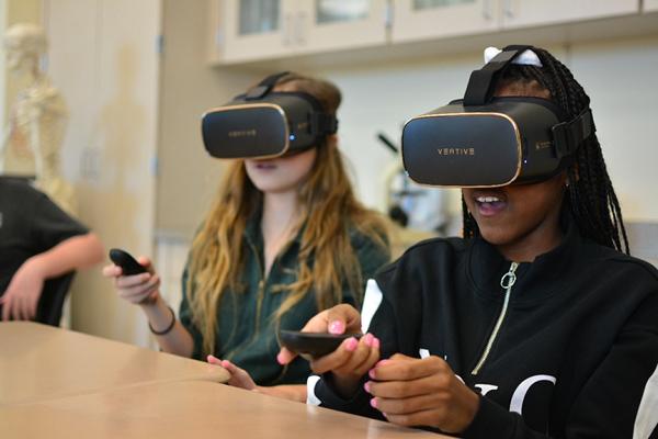 大朋VR将发新品,加速布局全球教育培训市场