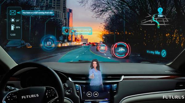 Envisics与松下合作,2023年量产搭载AR HUD技术汽车