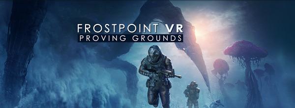VR多人射击游戏《Frostpoint VR:Proving Grounds》已上