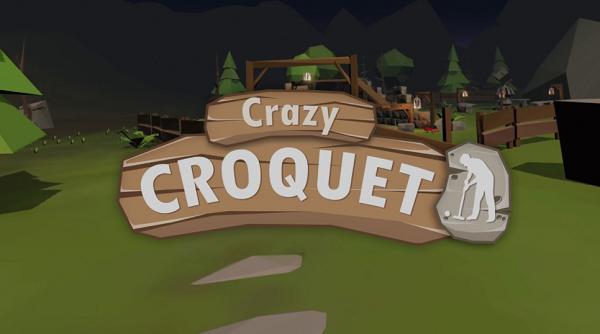 VR运动游戏《疯狂槌球》登陆Oculus应用商店