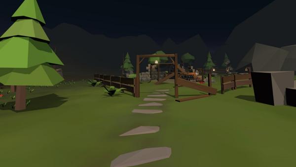 VR体育游戏「Crazy Croquet」登陆Oculus应用商店