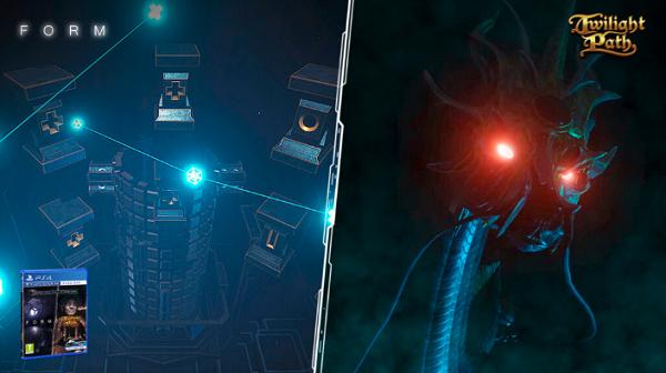 VR益智游戏「FORM」&「Twilight Path」捆绑包即将登陆欧洲市场