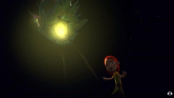 Oculus Quest独占全明星配音VR动画「Baba Yaga」现已发布
