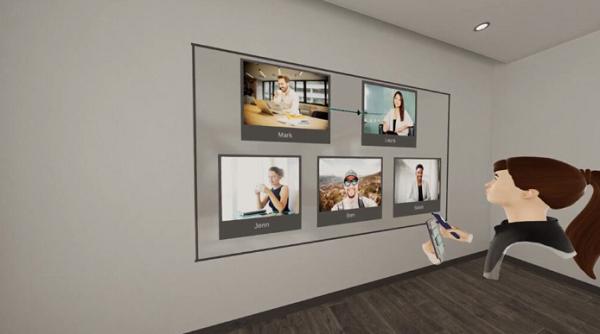 VR远程协作应用CollabHub即将登陆Oculus
